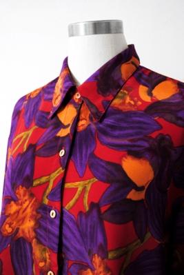 Vintage blouse Korean vintage