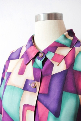 Vintage blouse Made in Japan