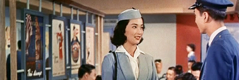 Vintage Air Hostess