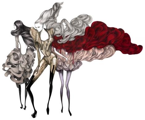 Laura Laine illustration