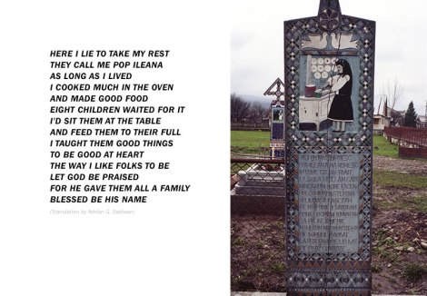 Peter Kayafas The Merry Cemetery