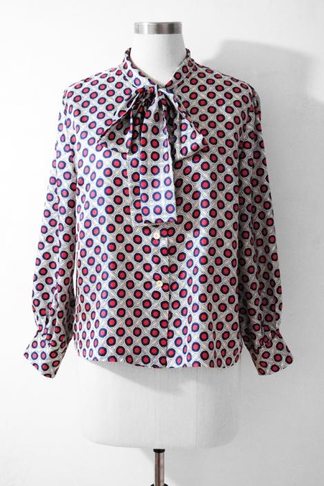 Japanese VIntage blouse